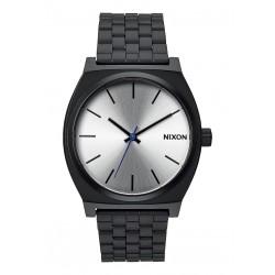 MONTRE NIXON TIME TELLER - BLACK / SILVER