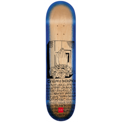 CHOCOLATE DECK LUPITAS ANDERSON 8.125