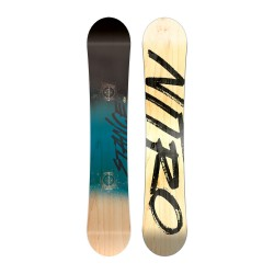 SNOWBOARD NITRO STANCE FLAT-OUT 2017