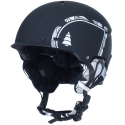 CASQUE PICTURE ORGANIC HUBBER 3 2017 - BLACK