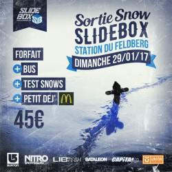 SORTIE SNOW/SKI FELDBERG
