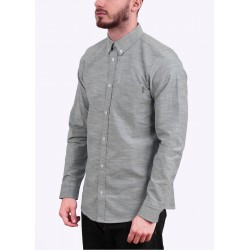 CARHARTT ROGERS SHIRT - BLACK GREY