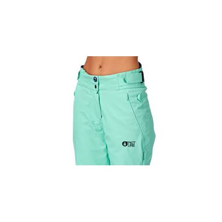 PANT PICTURE ORGANIC FLY WOMEN TECH PANT MINT GREEN