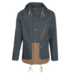 VOLCOM WENSON JACKET PUTTY