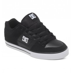 DC SHOES PURE - BLACK/WHITE