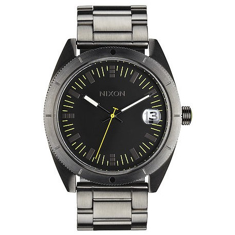 NIXON ROVER SS ALL GUN METAL