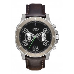 MONTRE NIXON RANGER CHRONO LEATHER X STAR WARS - JEDI BLACK BROWN