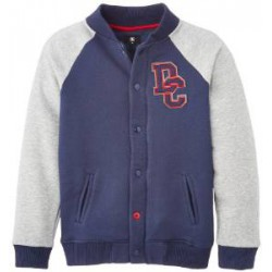 DC WANTON BOY SWEAT BLUE