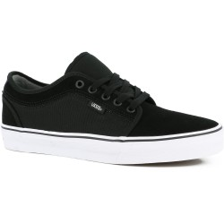 SHOES VANS CHUKKA LOW - BLACK/WHITE
