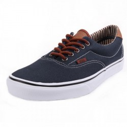 SHOES VANS ERA 59 - DRESS BLUE / STRIPE DENIM