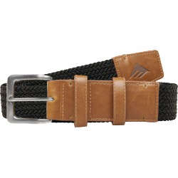 EMERICA LUIS BELT - BLACK