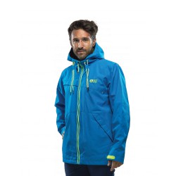 PICTURE ORGANIC JACKET SNACK 2 BLUE