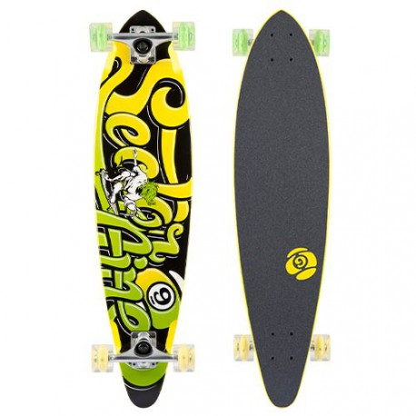 LONGBOARD SECTOR 9 SWIFT 15 - YELLOW