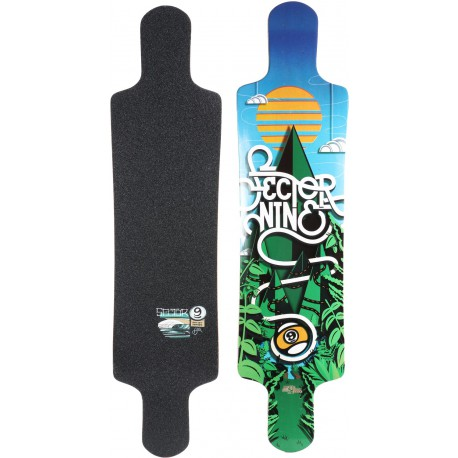 BOARD SECTOR9 FAULTLINE 15