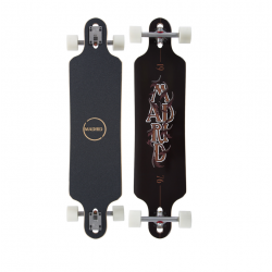 LONGBOARD MADRID KATAR - STACKED 39.5