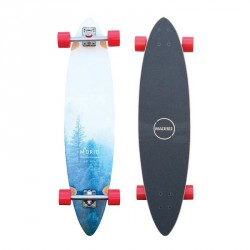 LONGBOARD MADRID BLUNT - FOREST 38""