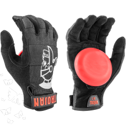 GANTS TROJAN DENIM DISASTER - CITY SLICKER BLACK