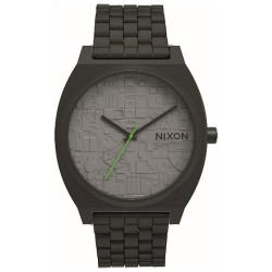 NIXON TIME TELLER STAR WARS DEATH STAR BLACK