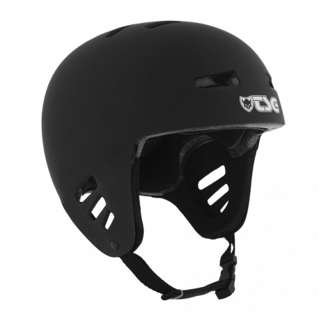 TSG CASQUE DAWN SOLID COLOR BLACK