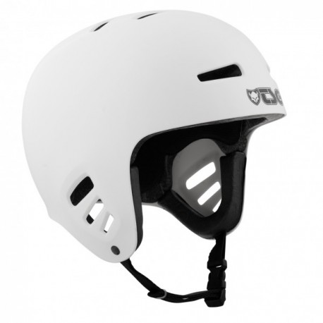 TSG CASQUE DAWN SOLID COLOR WHITE
