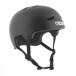 TSG CASQUE EVOLUTION SOLID COLOR - SATIN BLACK