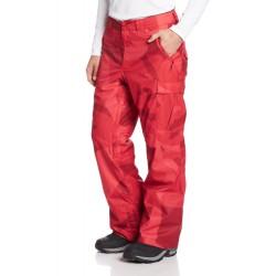 DC PANT DONON - RED CAMO