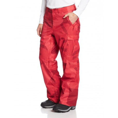 DC PANT DONON RED