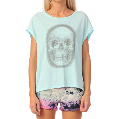 VOLCOM A DREAM OF HER SS GIRL BLUE