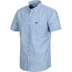 BRIXTON CENTRAL CHEMISE - LIGHT BLUE CHAMBRAY
