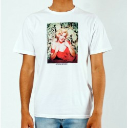 QHUIT T-SHIRT MARYLIN WHITE