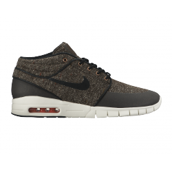 NIKE JANOSKI MAX MID L - BAROQUE BROWN/BLACK