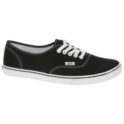 VANS AUTHENTIC LO PRO BLACK TRUE WHITE