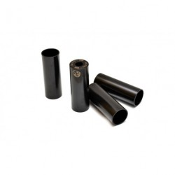 PEG BSD CRACK PIPE 14MM - BLACK