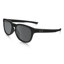 LUNETTES OAKLEY STRINGER POLISHED BLACK / BLACK IRIDIUM