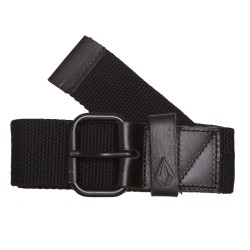VOLCOM BACKCOUNTRY BELT BLACK