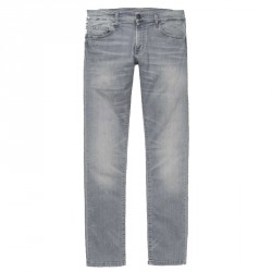 JEANS CARHARTT REBEL PANT - GREY GRAVEL WASHED