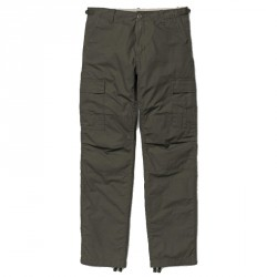 PANTALON CARHARTT REGULAR CARGO - CYPRESS RINSED