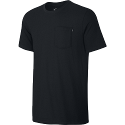 T-SHIRT NIKE SB WAVE - BLACK