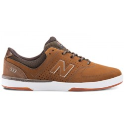 CHAUSSURES NEW BALANCE NUMERIC NM533 - CHOCO CBJ