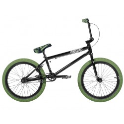 BMX SUBROSA TIRO 2017 - BLACK ARMY GREEN