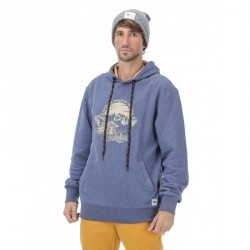 SWEAT PICTURE ORGANIC PAVIN - DARK BLUE