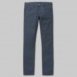 PANTALON CARHARTT WIP REBEL PANT - NAVY RINSED