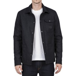 VESTE VOLCOM SUPERIOR - BLACK