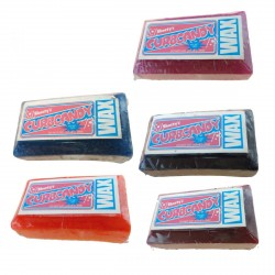 WAX SHORTY'S CURB CANDY - PACK DE 5 - ASSORTED