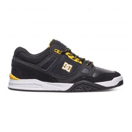 CHAUSSURES DC SHOES STAG 2 - BLACK / YELLOW