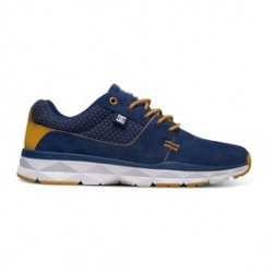 CHAUSSURE DC SHOES PLAYER SE - NAVY GOLD