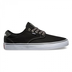 CHAUSSURES VANS CHIMA FERGUSON PRO - BLACK CHARCOAL WHITE