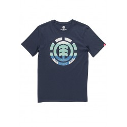T-SHIRT ELEMENT BLANKETSS BOY - ECLIPSE NAVY