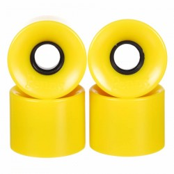 ROUES PENNY CRUISER WHEELS 59MM - YELLOW