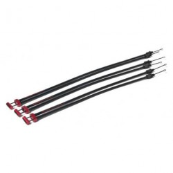 CABLE DE ROTOR SALT PLUS DUAL 350MM - BLACK